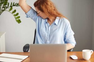 Fight against the bad smell of excessive sweating