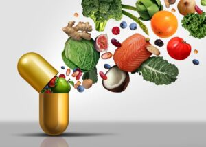Essential fatty acids to get back in shape