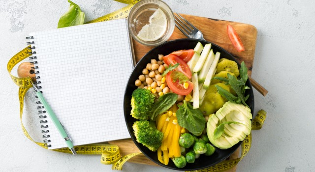 Nutrition: how to get back in shape