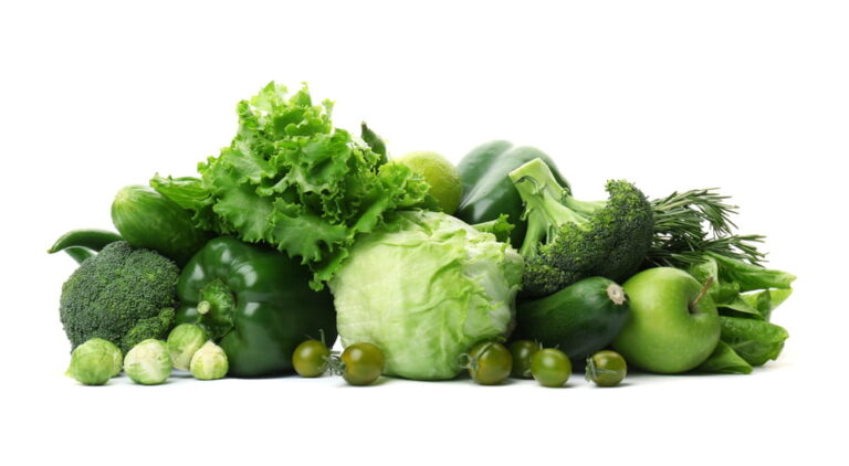 Slimming 2021 green vegetables to know absolutely